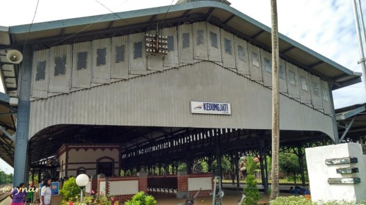 Stasiun Kedungjati bagian sejarah