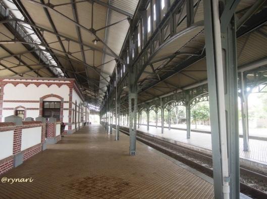 Stasiun Kedungjati-peron Selatan