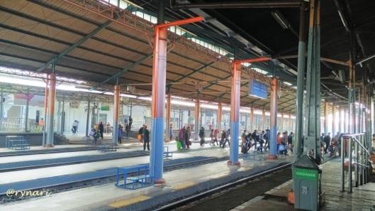 1. Stasiun Balapan Solo