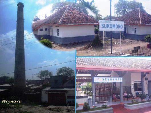 5. Stasiun Sukomoro