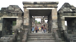 6. Gerbang Keraton Boko