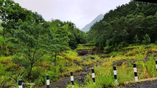 Mengintip Merapi dari Kali Opak hulu