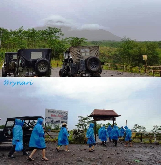 Dusun Jambu Desa Kepuharjo