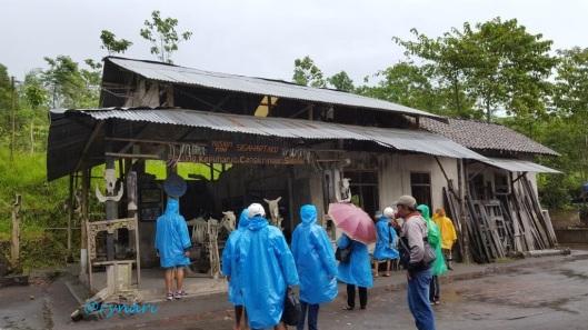 Museum Mini Sisa Sartaku Dusun petung Kepuharjo