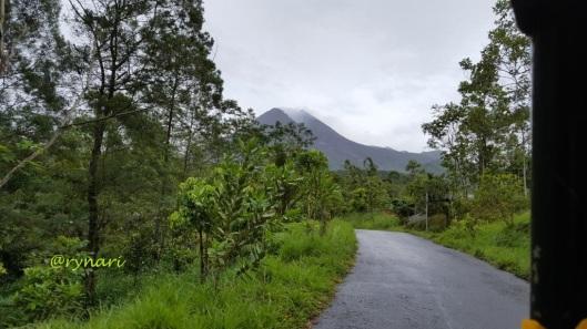 Alam Merapi